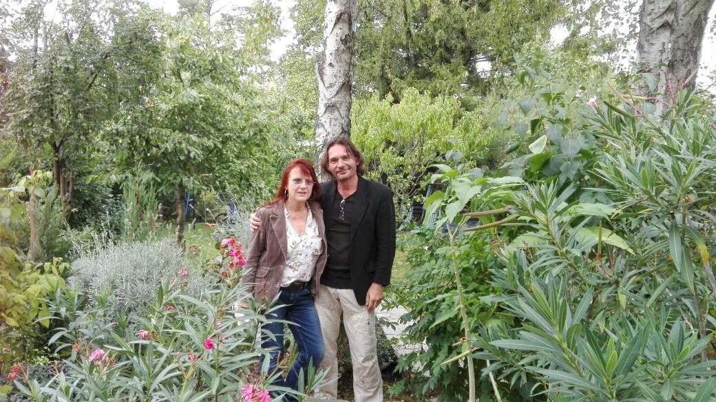 Karin und Rainer Voltmann