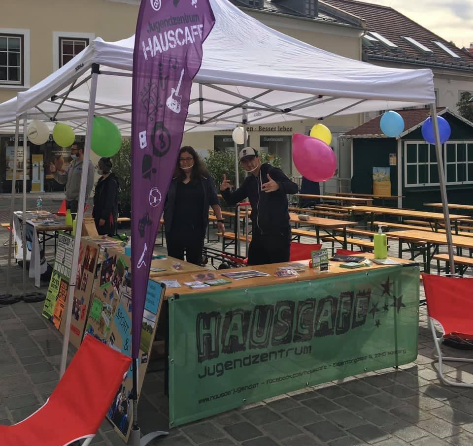 Hauscafe Jugendzentrum