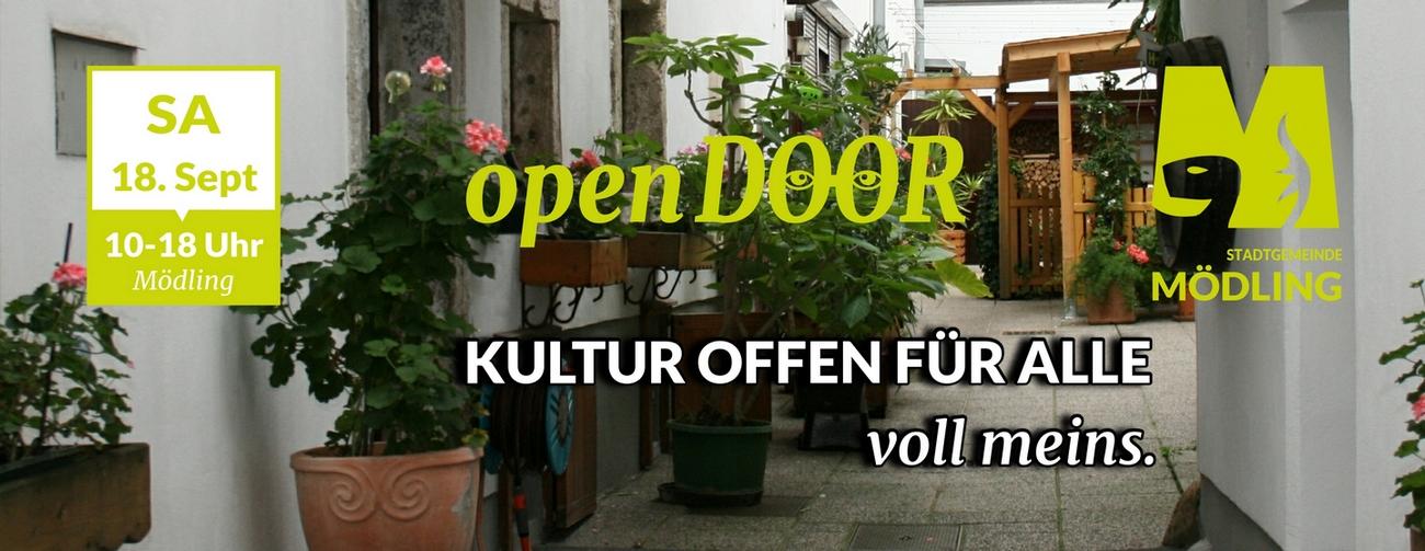 openDOOR Mödling